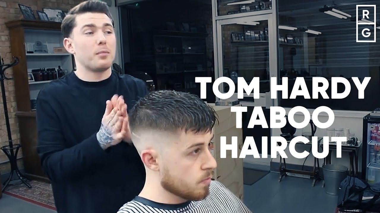 Tom Hardy Taboo Hair How To Get The Haircut Beard Style