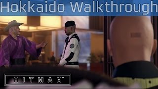 Hitman - Hokkaido: Situs Inversus Walkthrough [HD 1080P]