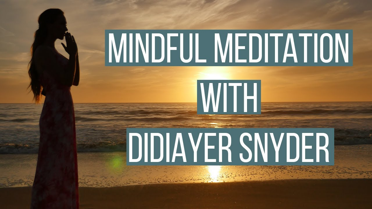 Your Daily Dose of Meditation Goodness!