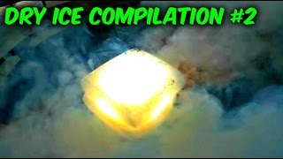 7 Dry Ice Experiments Compilation #2