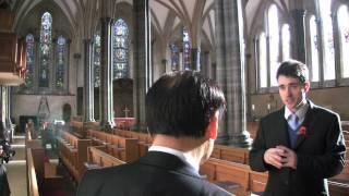 中央大学学長 ロンドン紀行 ミドル・テンプルを訪ねて(テンプル教会)