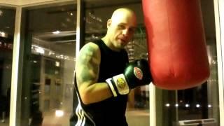 Boxing - Increasing Hand Speed - Бокс - Boxeo - 복싱 - Boxen