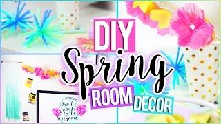 DIY Tumblr SPRING Room Decor! ❁ Easy & Affordable