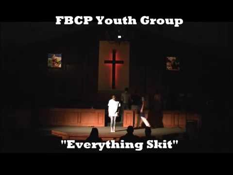 "FBC Poynor Youth Group ""Everything"" Skit"