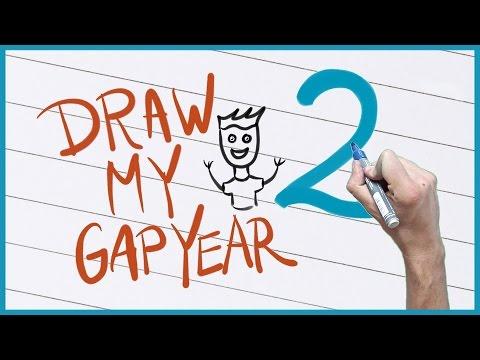 Australisches Krankenhaus - DRAW MY GAP YEAR | Teil 2
