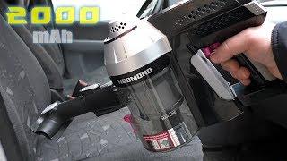 Беспроводной пылесос REDMOND RV-UR340