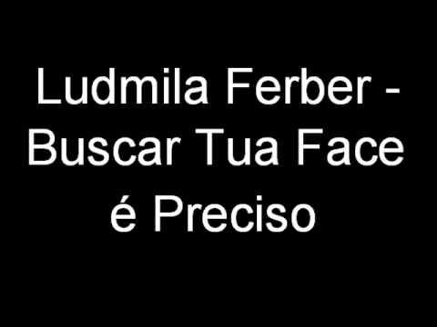 PRECISO CD BAIXAR PLAYBACK TUA BUSCAR FACE LUDMILA FERBER