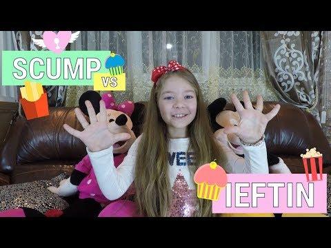 Scump vs Ieftin - Maria Nicole ( Challenge )