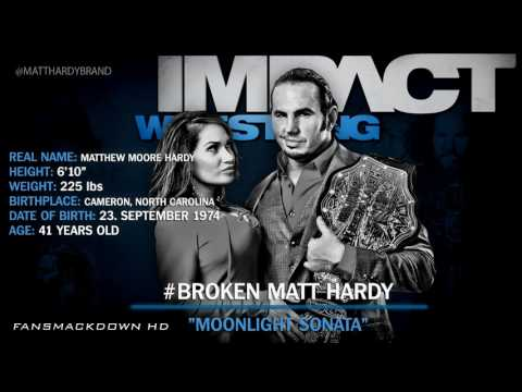 "TNA | ""Moonlight Sonata"" by Nicolas James (#Broken Matt Hardy 4th Theme Song)"