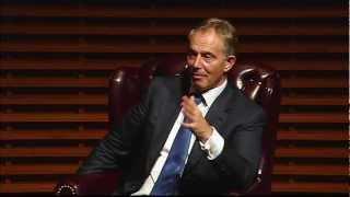 Tony Blair: The Promise of Social Media