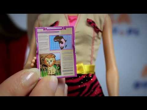 Барби  сафари / Barbie Safari - Барби сестры / Barbie Sisters - BDG28