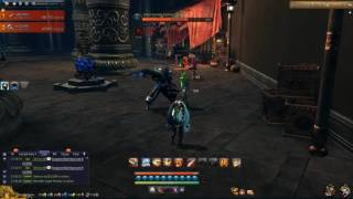 Blade And Soul Animation Cancel Destroyer By XxZEUSBR