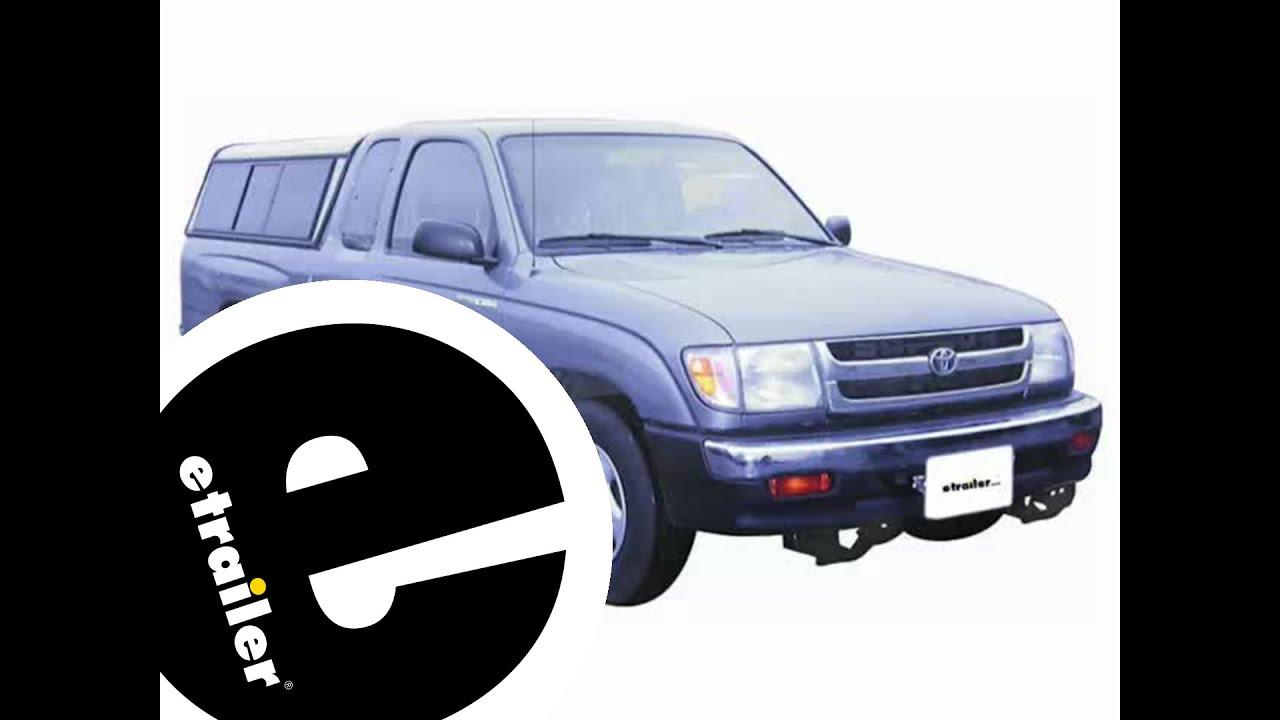 trailer brake controller installation - 1999 toyota tacoma - etrailer com