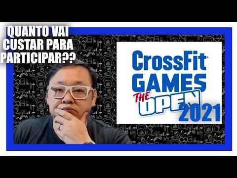 🆕Quanto vai custar a inscrição do CrossFit open 2021 (Ficou mais barato)...