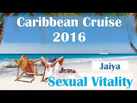 Caribbean Cruise 2016: Sexologist, Jaiya: Sexual Vitality