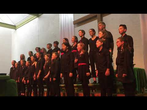 The Road to Somewhere original song sung  Geelong Youth Choir
