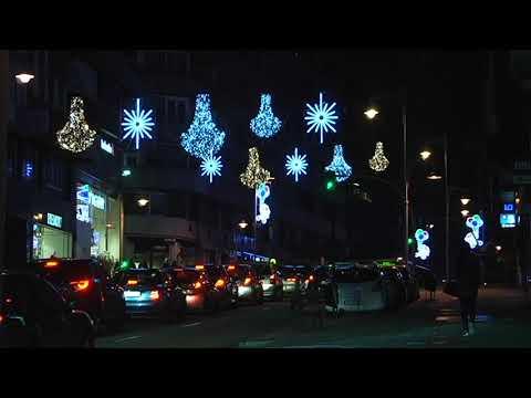 Seixalbo enciende sus propias luces pero los barrios no las tendrán hasta el 14 de diciembre 9 12 19