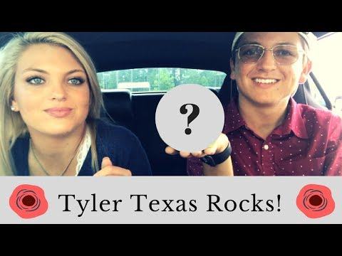 Tyler Texas Rocks! || Carsen Lee - Hey Its Carsen