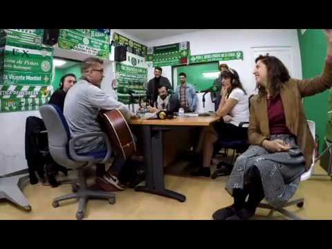 Abraham Sevilla - Entrevista en Radio Betis 12/01/2018