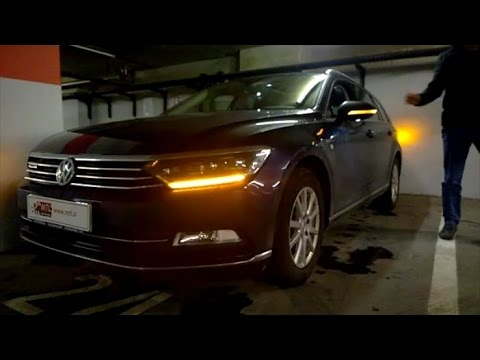 vw passat b8 with kessy door auto lock samodejno. Black Bedroom Furniture Sets. Home Design Ideas