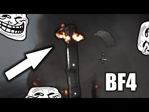 TEAMKILLED WITH THE FLAME TOWER IN BATTLEFIELD 4