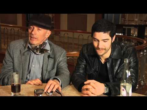 DP/30: A Prophet, director/writer Jacques Audiard, actor Tahar Rahim (& translator)