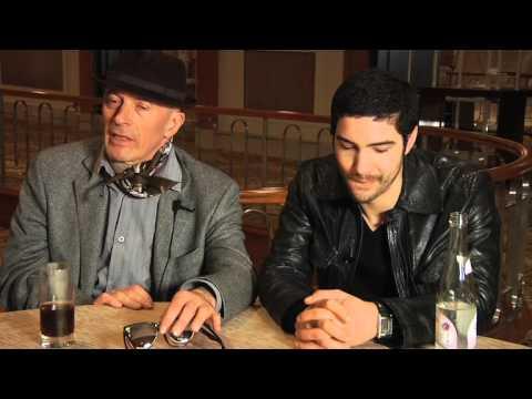 DP30: A Prophet, directorwriter Jacques Audiard, actor Tahar Rahim & translator