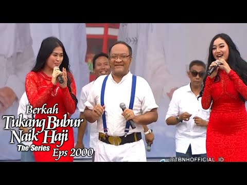 Duo Serigala 'Abang Goda' Joget Bareng Pemain TBNH [TBNH 2000] [29 Mei 2016]