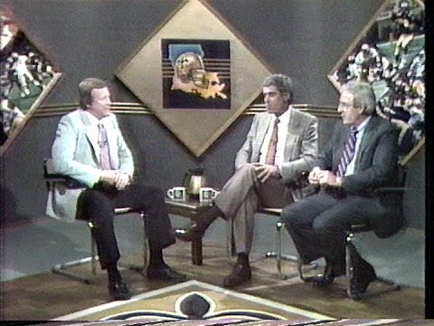 The Jim Mora Show 1/07/88 WGNO-TV New Orleans, La.