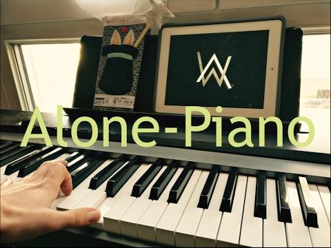 Alan Walker - Alone ( Restrung) piano Cover par Herem