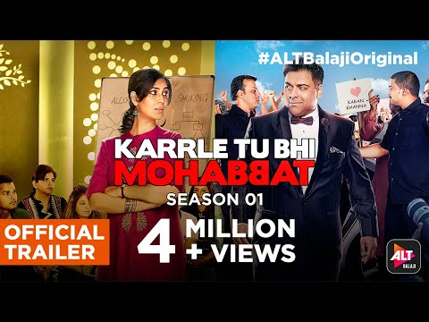 Karrle Tu Bhi Mohabbat | Ram Kapoor & Sakshi Tanwar | Streaming 16th April | #ALTBalajiOriginal