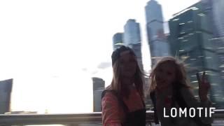 Смотреть видео Доброе утро,моя Москва! онлайн