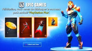 THIS PACK is 'FREE' FOR ALL FORTNITE PLAYERS... (PS PLUS)