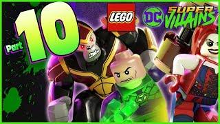 LEGO DC Super Villains Walkthrough Part 10 Fight at the Museum (co-op)