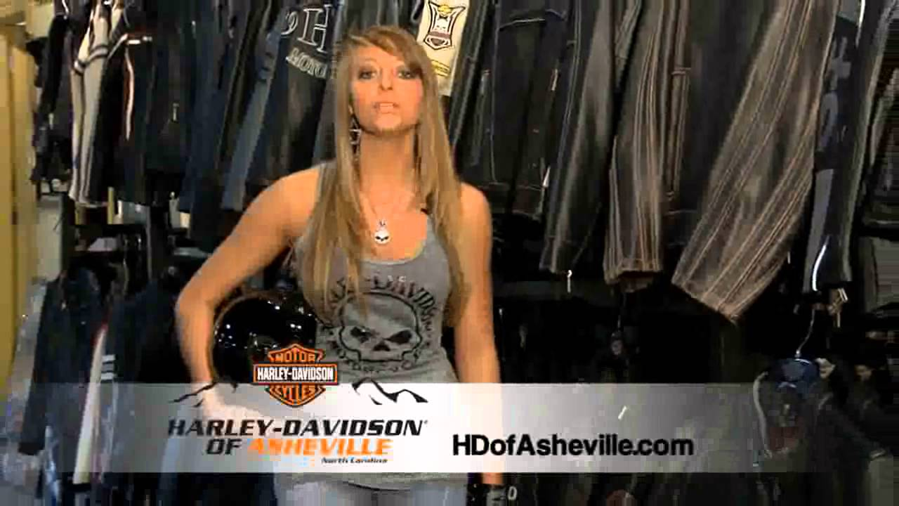 the new harley-davidson of asheville - youtube
