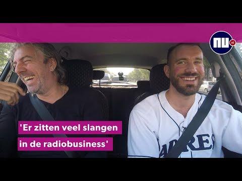 In de auto met Ruud de Wild: 'Aan mijn imago is niets meer te doen'