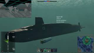 War Thunder| Submarines!| Silent Thunder Gameplay!
