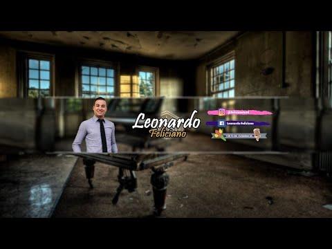 A Força da minha vida Leonardo Feliciano  COVER
