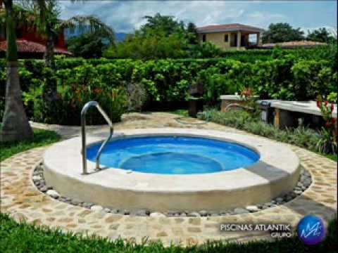 construccion de piscinas costa rica youtube