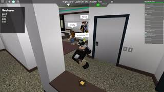 Roblox | Online Daters got on camera at Club Insanity