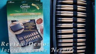 Review/Demo     Interchangeable Needles