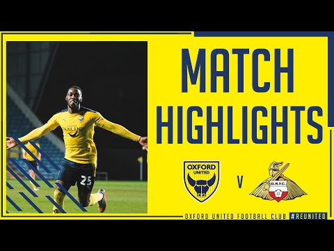 Oxford Utd Doncaster Goals And Highlights