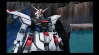 Battle Assault 3 Freedom Gundam
