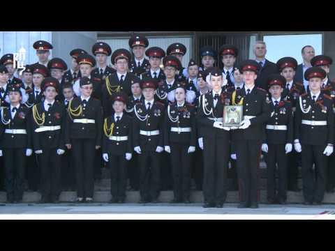 Патриарх Кирилл посетил парад «Не прервется связь поколений» на Поклонной горе в Москве