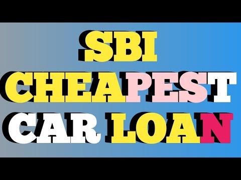 SBI Car Loan | How To Get A Cheaper Car Loan