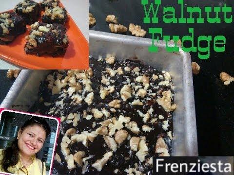 Download Youtube: How to make walnut fudge at home|| vanilla walnut fudge|| chocolate walnut fudge||| Sonia Batra