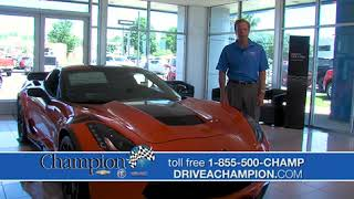 Free Lifetime Warranty & 3 Day Exchange Policy | Champion Chevrolet