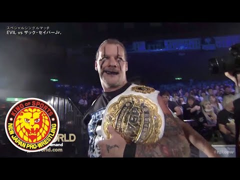 KING OF PRO-WRESTLING (October 8) - Post-match Interview [6th match]