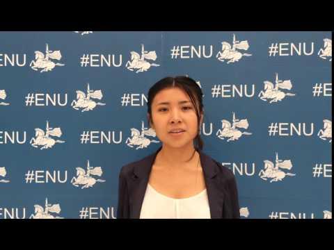 Secretariat Members of Mini-ENU Model United Nations 2016