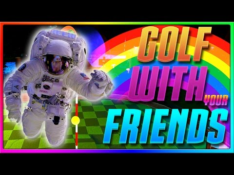 JERKING OFF ON MARS (Golf with your Friends)  